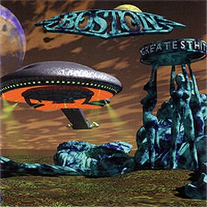 Greatest Hits (Boston album) - Image: Boston Greatest Hits