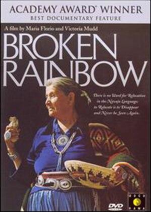 Broken Rainbow (film) - DVD cover