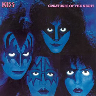 Creatures of the Night - Image: COTN album cover