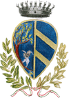 Coat of arms of Caprese Michelangelo