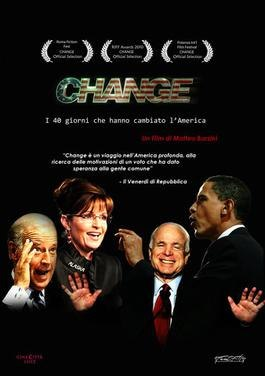 Change (documentary) official movie poster