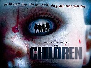 The Children (2008 film) - Theatrical release poster