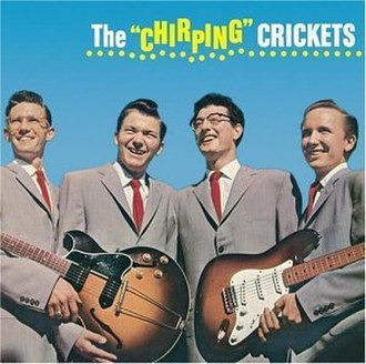 """The """"Chirping"""" Crickets - Image: Chirping Crickets"""