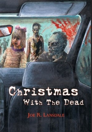 Christmas with the Dead (short story) - Artwork by Glen Chadbourne