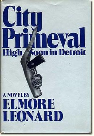 City Primeval - First edition