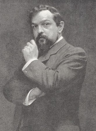 La mer (Debussy) - Debussy by Otto Wegener, probably a few years after the composition of La mer