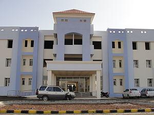 Pratapgarh district, Rajasthan -  Collectorate, Pratapgarh, photo: Hemant Shesh