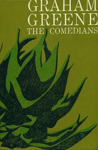 The Comedians (novel) - First edition cover