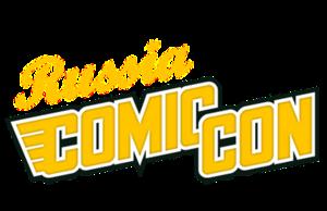 Comic-Con Russia - Image: Comicconrussia