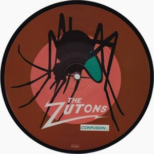 Confusion (The Zutons song) - Image: Confusion ps