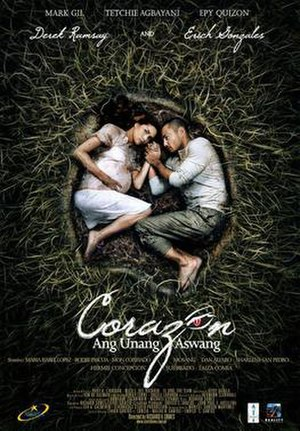 Corazon: Ang Unang Aswang - Theatrical movie poster