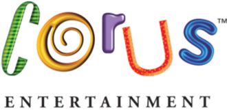 Corus Entertainment - Corus's original logo, used until March 31, 2016.