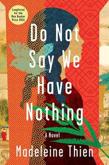 Cover For Do Not Say We Have Nothing