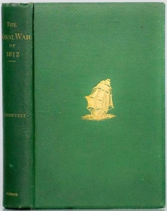 The Naval War of 1812 - Cover of the first edition