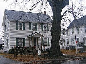 Creswell, North Carolina - Town Hall - Creswell, NC