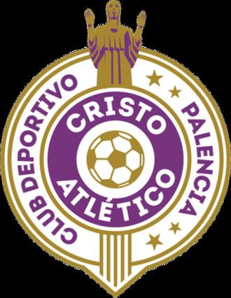 CD Cristo Atlético - Image: Cristo Atlético logo