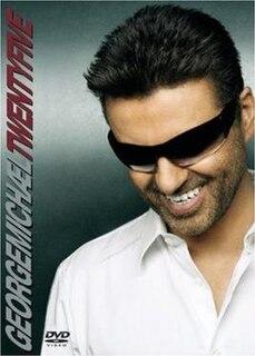 <i>Twenty Five</i> (DVD) album by George Michael