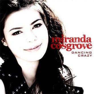 Dancing Crazy - Image: Dancing Crazy single