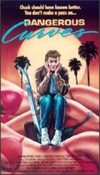 Dangerous Curves (1988 film) - Film Poster