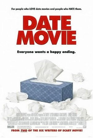 Date Movie - Theatrical release poster