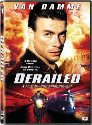 Derailed (2002 film) - DVD cover