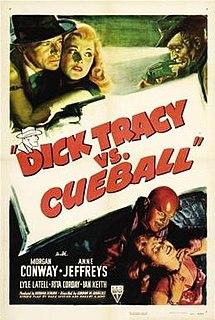 <i>Dick Tracy vs. Cueball</i> 1946 film by Gordon Douglas