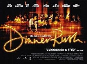 Dinner Rush - Image: Dinner Rush Film Poster
