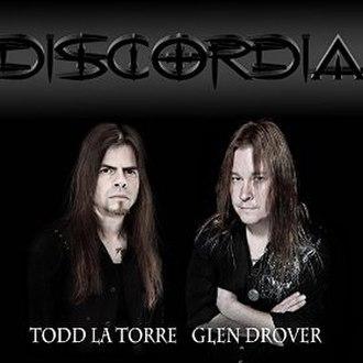Discordia (song) - Image: Discordiacov
