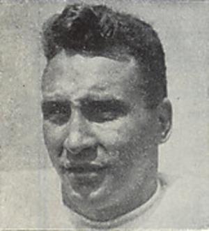Don Greenwood (American football) - Greenwood in 1946