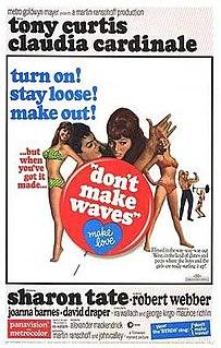 <i>Dont Make Waves</i> 1967 film by Alexander Mackendrick