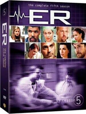 ER (season 5)