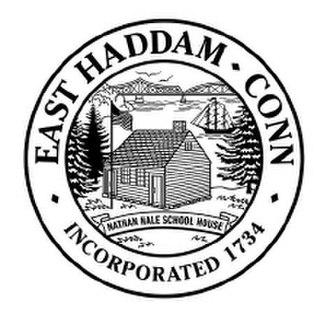 East Haddam, Connecticut - Image: East Haddam C Tseal