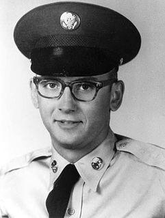Edgar Lee McWethy Jr. United States Army Medal of Honor recipient