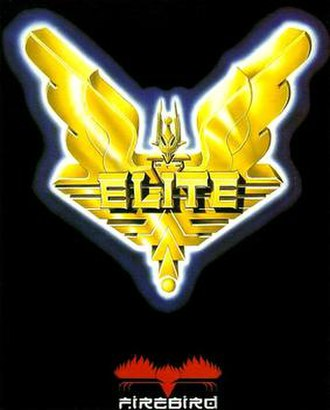 Elite (video game) - Cover art for Firebird releases of Elite