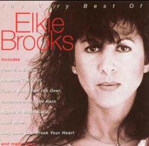 The Very Best of Elkie Brooks (1997 album) - Image: Elk POLY