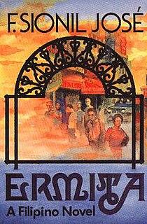 <i>Ermita</i> (novel) novel by F. Sionil José