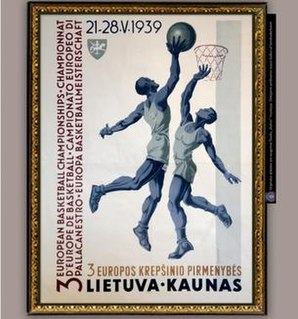 1939 edition of Eurobasket
