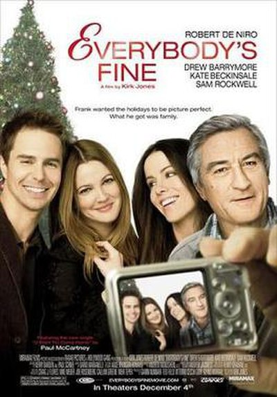 Picture of a movie: Everybody's Fine