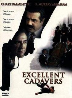 <i>Excellent Cadavers</i> (film) 1999 film