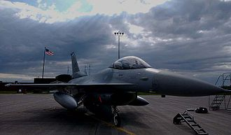 Afterburn (film) - The F-16 was depicted as a protagonist in the film.