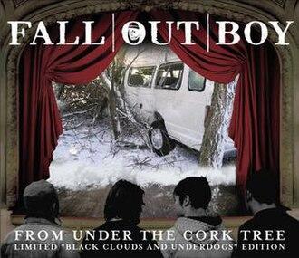 From Under the Cork Tree - Image: F Ut CT B Ca U