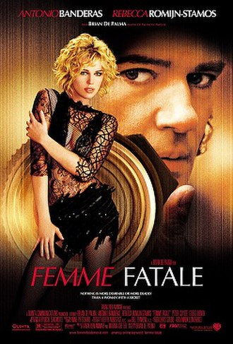 Femme Fatale (2002 film) - French release poster