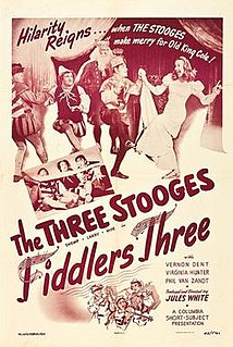 <i>Fiddlers Three</i> (1948 film) 1948 film by Jules White