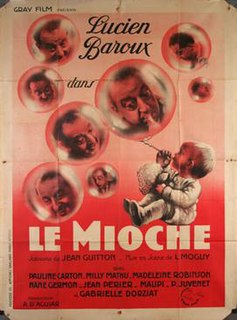 1936 film by Léonide Moguy