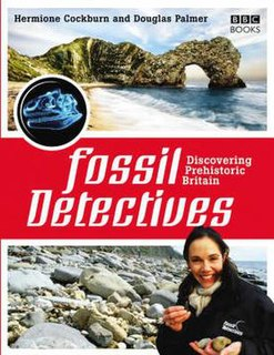 <i>Fossil Detectives</i> television series