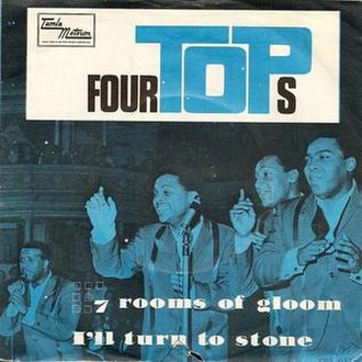 7-Rooms of Gloom - Image: Four tops 7rooms of gloom tamla motown