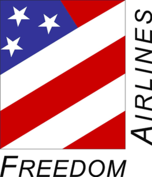 Freedom Airlines - Image: Freedom Airlines (logo)