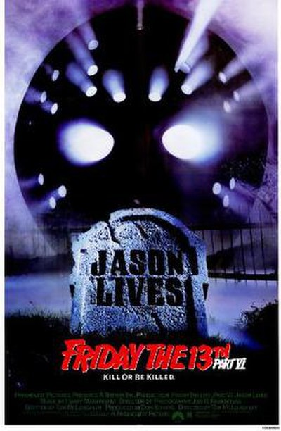 Picture of a movie: Friday The 13th Part VI: Jason Lives
