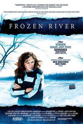 Frozen River - Theatrical release poster