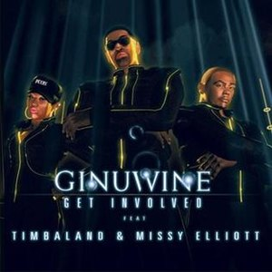 Get Involved (Ginuwine song) - Image: Ginuwine Get Involved